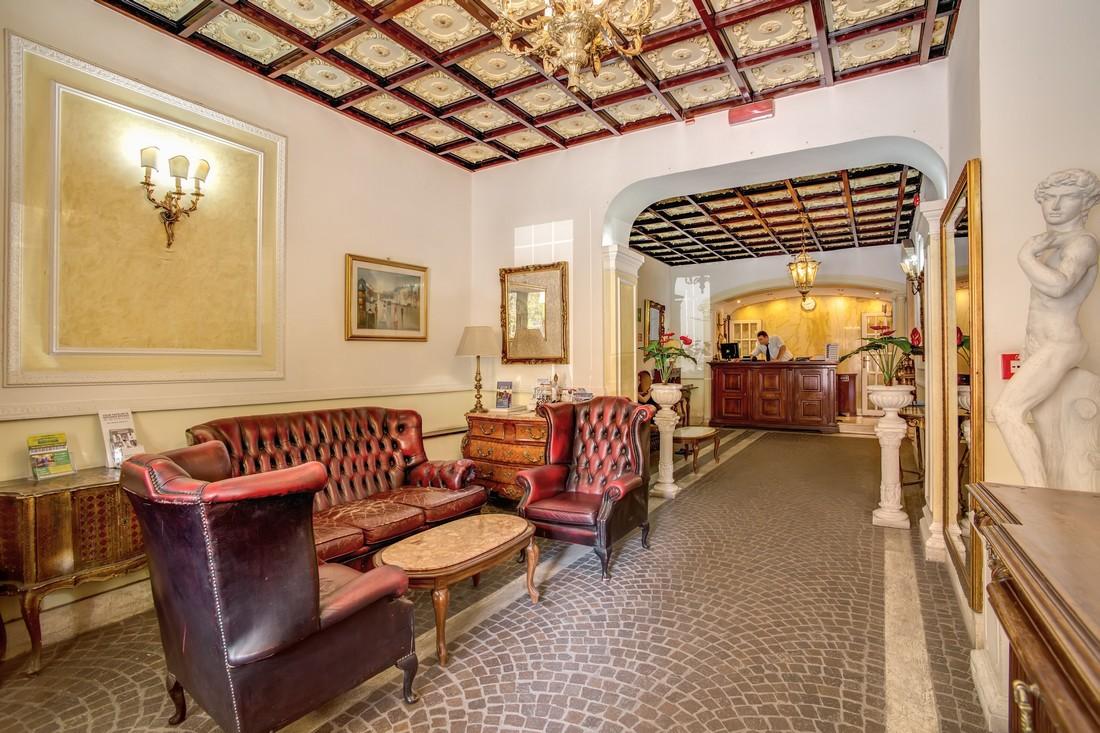 Una Hotel Roma Termini